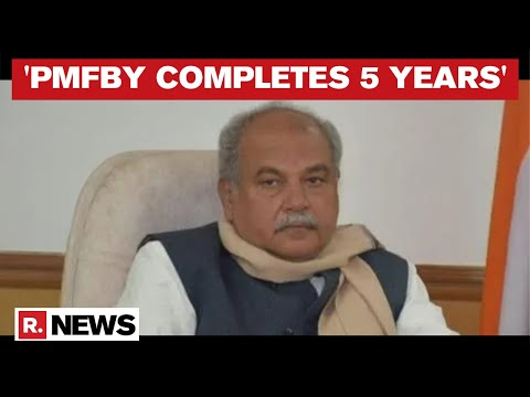 '29 Crore Farmers Enrolled So Far In PMFBY': Union Agriculture Minister Narendra Singh Tomar thumbnail