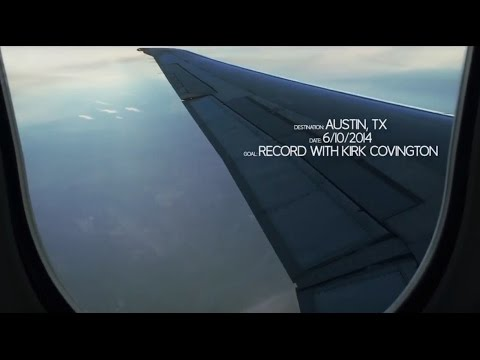 Electric Lady  documentary - Trip to the USA & recording session 2015