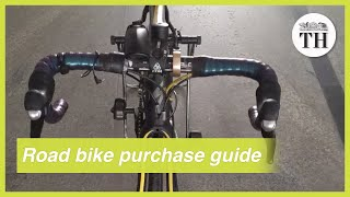 Buying a road bike? Here's what you need to know