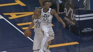 Jazz Comeback vs Spurs for 10 Game Win Streak! 2017-18 Season
