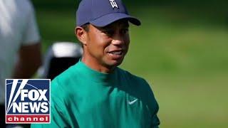 PGA releases statement on Tiger Woods' car crash