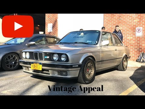LET THE JOURNEY AND ADVENTURES BEGIN! Project/Daily BMW E30