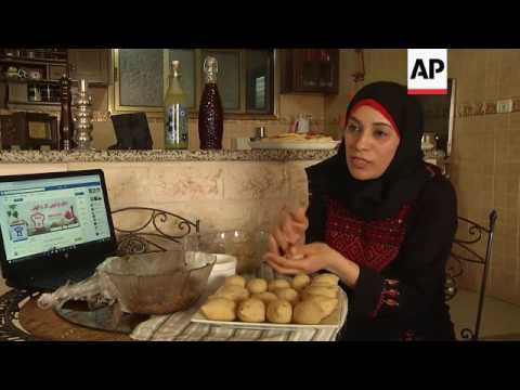 Mother from Gaza turns home cooked food into successful delivery business