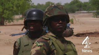 Nigeria's hidden war: the hunt for Boko Haram | Channel 4 News