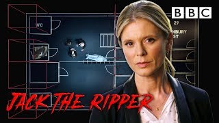 Blood-curdling reconstruction of Jack The Ripper's Most SADISTIC Crime Scene - BBC
