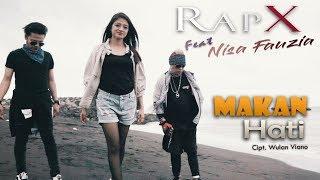 RapX feat Nisa Fauzia - Makan Hati Mp3
