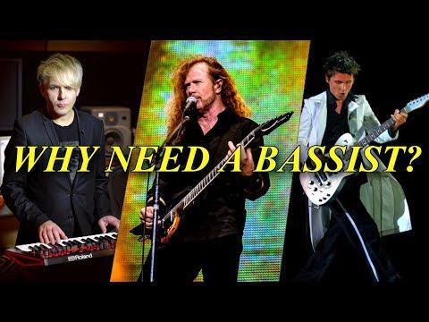10 famous bass riffs NOT written by bassists | Andriy Vasylenko