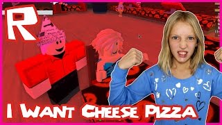 I Want My Cheese Pizza / Roblox
