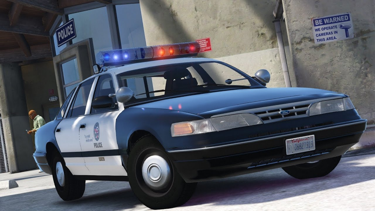 Ford Crown Victoria 2017 >> GTA 5 - 1996 FORD CROWN VICTORIA P71 - YouTube