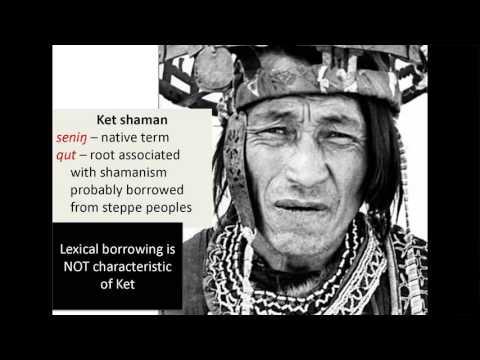 Ket Language Structure