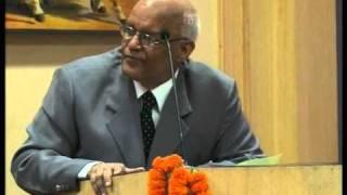 Mr V N Rai Ex Managing Director KRIBHCO on National Conference at SMS Varanasi (Part - III)