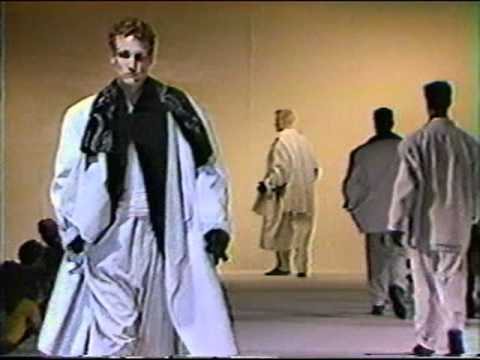 From the Corporate Priestess Archive: Yohji Yamamoto Women's Fall/Winter Collection 1984 / 1985