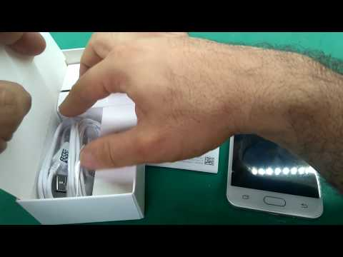 Unboxing j5 prime Colombia Claro