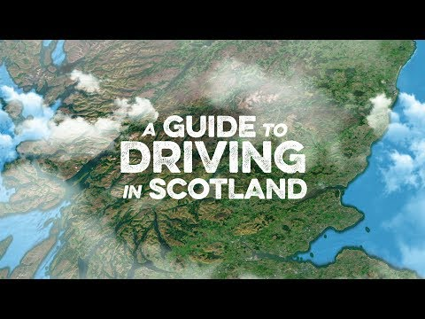 A Guide to Driving in Scotland - YouTube