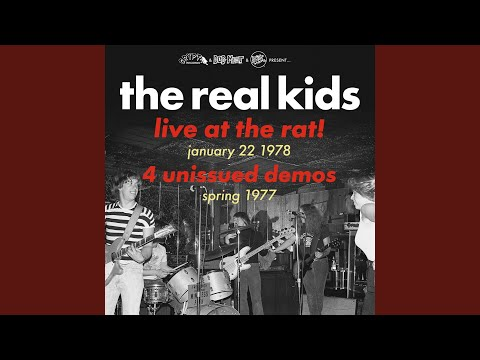 My Baby's Book (Live at the Rat, January 22 1978)