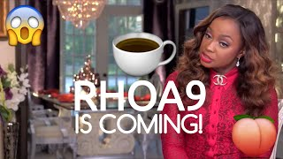 10 Things We Know About #RHOA Season 9 😳