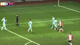 Coventry 3 Exeter 1 - JPT Season 2014-15