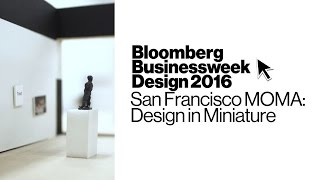 Bloomberg Businessweek Design Conference: Design in Miniature