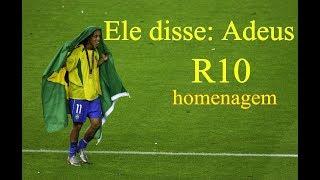 Homenagem a Ronaldinho gaúcho !