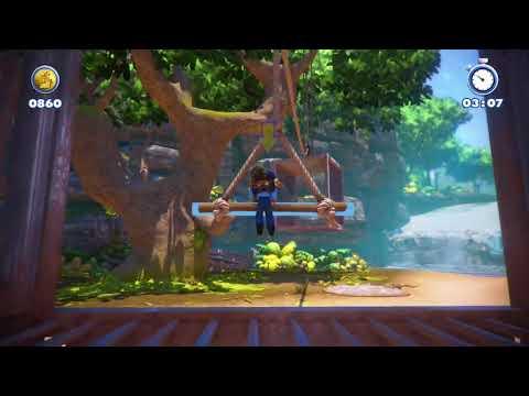 Rush - Disney Pixar - Up - Walkthrough |