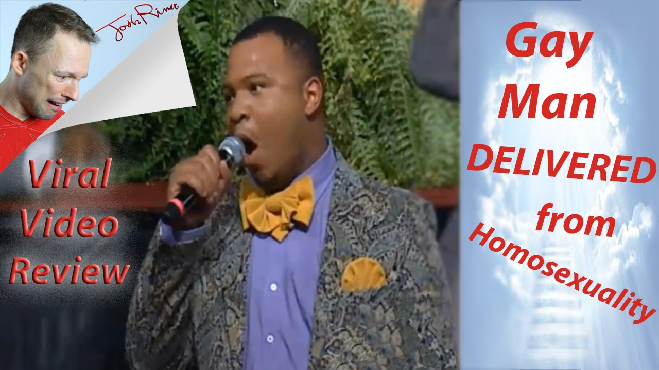 Cogic homosexual deliverance video