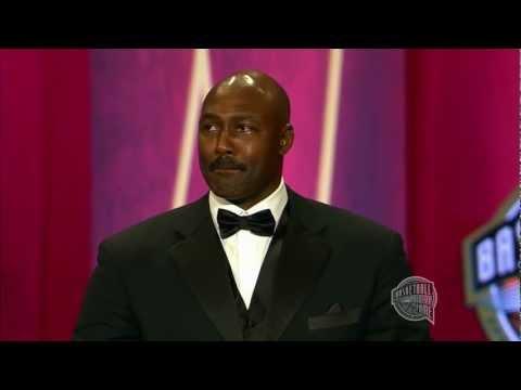 Karl Malone's Basketball Hall of Fame Enshrinement Speech