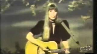 Joni Mitchell - Both Sides Now (The Johnny Cash Show)