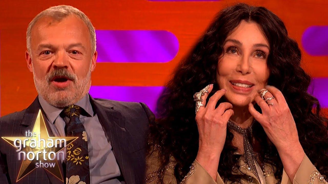Cher Insults Graham's Beard! | The Graham Norton Show