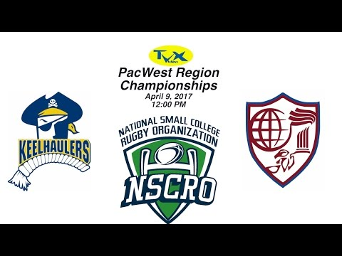 PacWest Regionals Championship, Claremont vs CMA, NSCRO Rugby