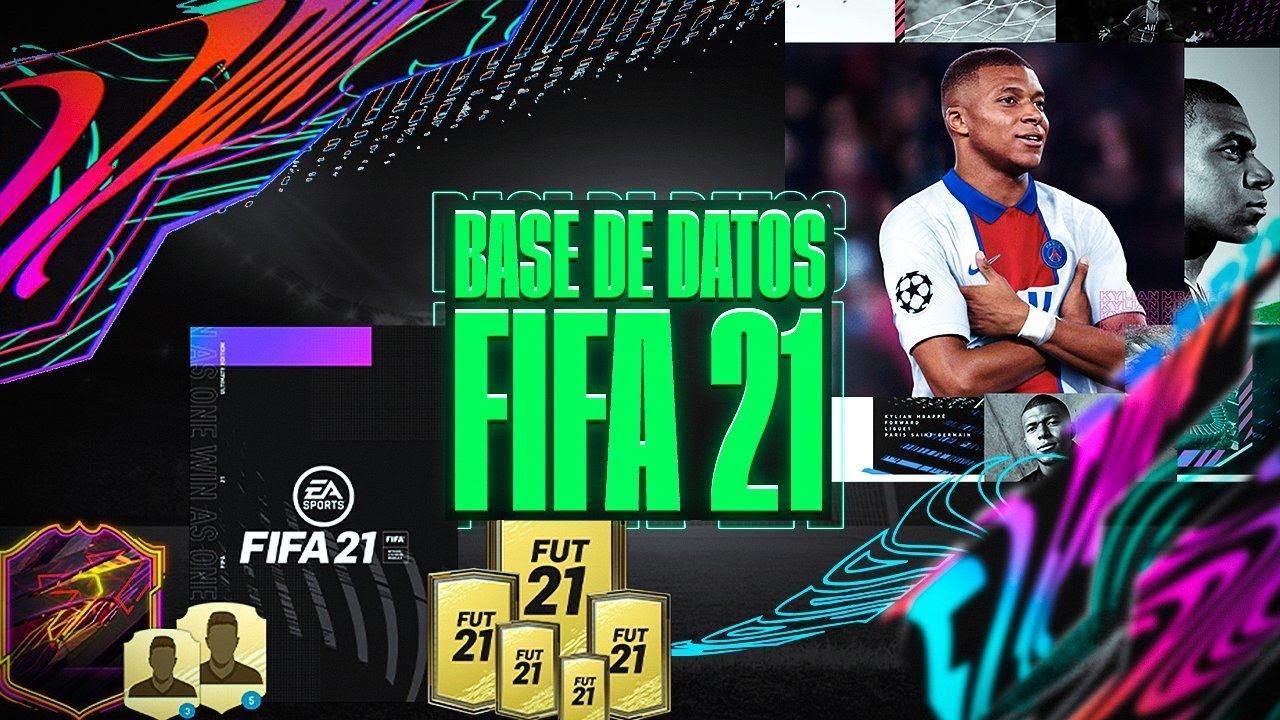 FIFA 21 Base De Datos Sale Hoy ? - Nuevo Directo Y ROBERTO BAGGIO SUPER PRIME Llega Al Canal