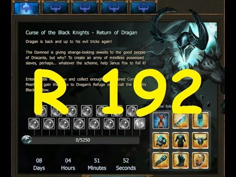 Drakensang Online B3rs3rk3r - Test Server - What's New ? - R 192 - Dragan Event