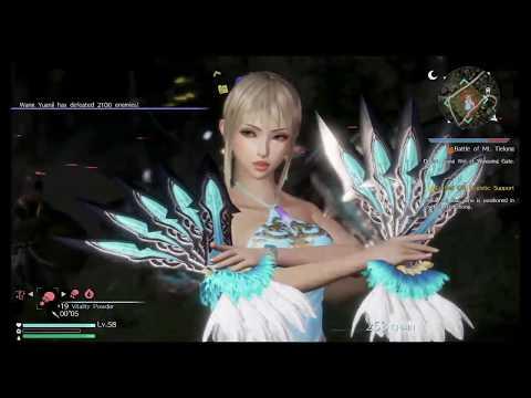 Let's Play Dynasty Warriors 9 - #23 (Jin) Wang Yuanji's Story