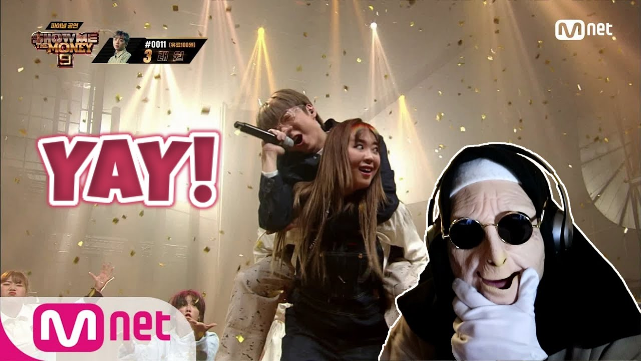 [SMTM9] Yay (Feat. 이영지, 제이미 & 팔로알토) - 래원 @ 파이널 2R EP.10 | REACTION!