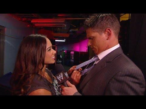 Josh Mathews questions the look AJ gave Kane: Raw June 4, thumbnail