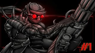 Gameplay de Madness Hydraulic #1 (1-10) .