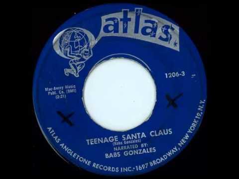 Babs Gonzales - Teenage Santa Claus (1959)