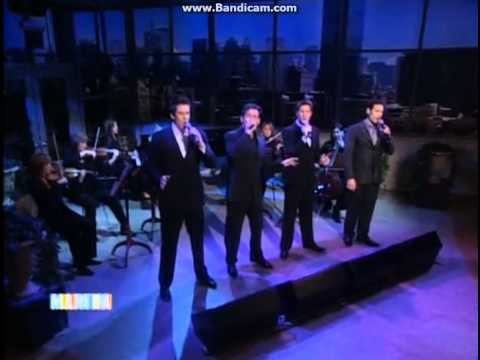 Il divo solo otra vez all by myself 1 2 2006 youtube - Il divo all by myself ...