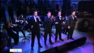 "IL DIVO ""Solo otra vez"" -All by Myself- 1-2-2006"