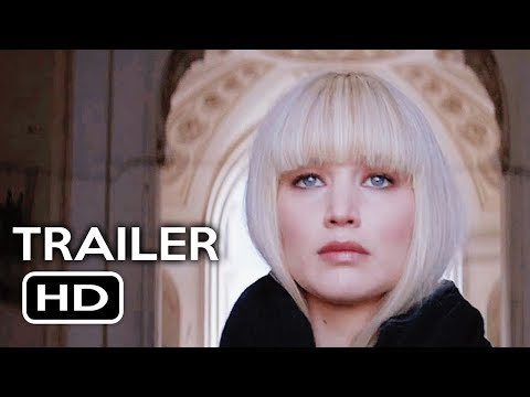 Red Sparrow   1 2018 Jennifer Lawrence, Joel Edgerton Thriller Movie HD