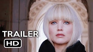 Red Sparrow Official Trailer 1 2018 Jennifer Lawrence Joel Edgerton Thriller Movie HD