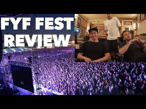 FYF Fest with Frank Ocean, Nine Inch Nails, Solange, Missy Elliot and much more | Ridge Review