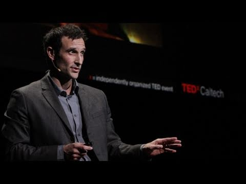 TEDxCaltech - Pete Trautman - Robotic Navigation in Human Crowds