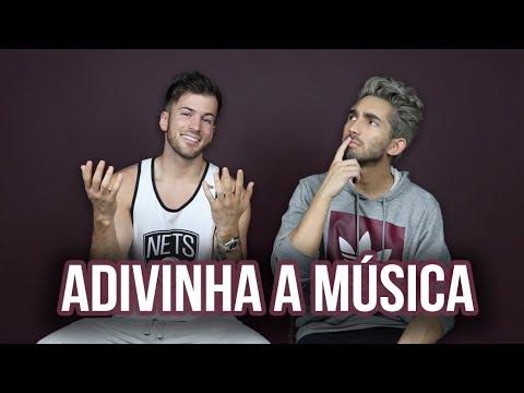 ADIVINHA A MÚSICA c/ David Carreira | Paulo Sousa