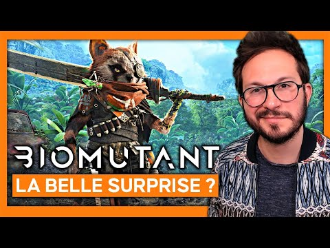 BIOMUTANT : Belle surprise ? Infos + Gameplay + Comparatifs PlayStation, Xbox, PC
