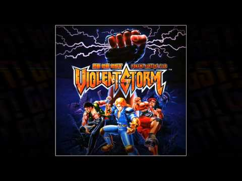 Konami Kukeiha Club - Violent Storm  Soundtrack