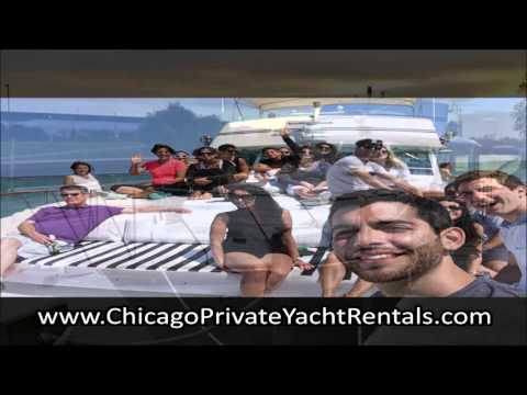 Chicago Private Yacht Charters