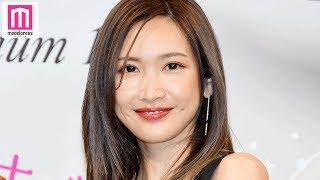 【モデルプレス】タレント・モデルの紗栄子が、31日に都内で開催された...