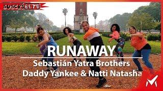 Runaway - Sebastián Yatra, Daddy Yankee, Natti Natasha, Jonas Brothers - Marcos Aier