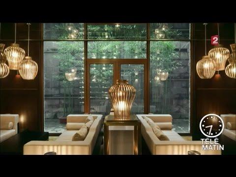 Architecture - Le studio MVW : le design franco-chinois
