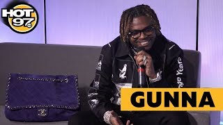 Gunna on His Big Blue Bag, Relationships + Drip Season 4 Features